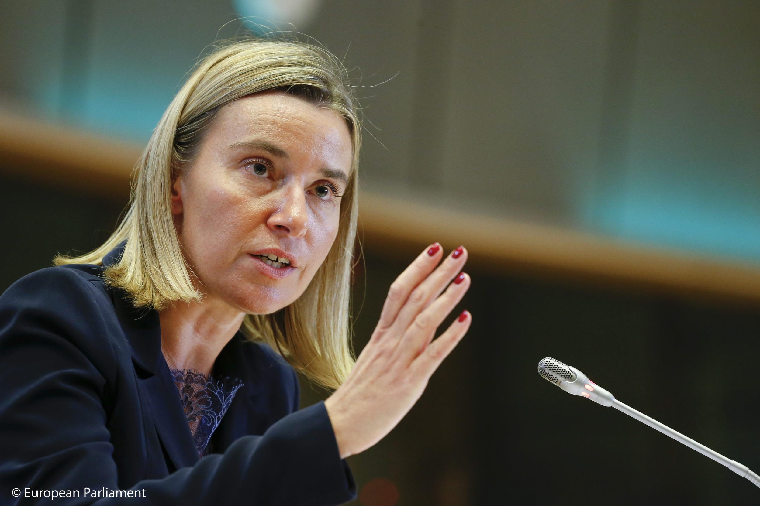 Картинки по запросу Federica Mogherini