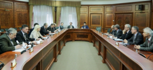 Meeting of Zorana Mihajlović and Christian Danielsson; Photo: Ministry of Construction, Transport and Infrastructure of the Republic of Serbia