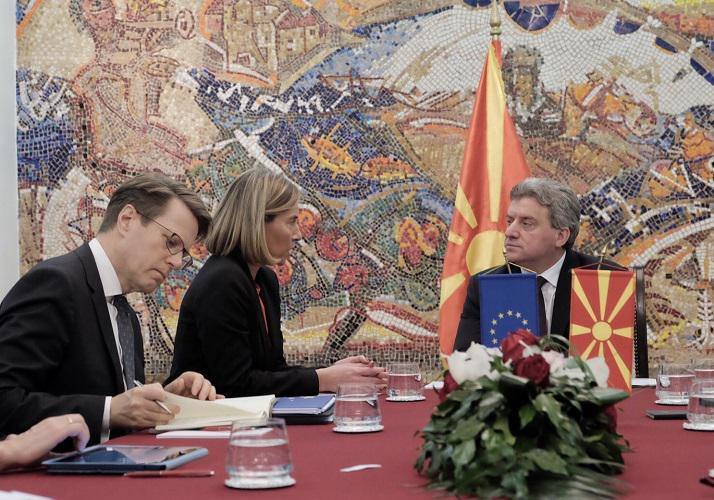 Macedonia's President Refuses to Give Mandate to Social Democrats