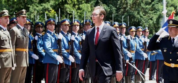 Aleksandar Vučić; Foto: Tanjug / Sava Radovanović